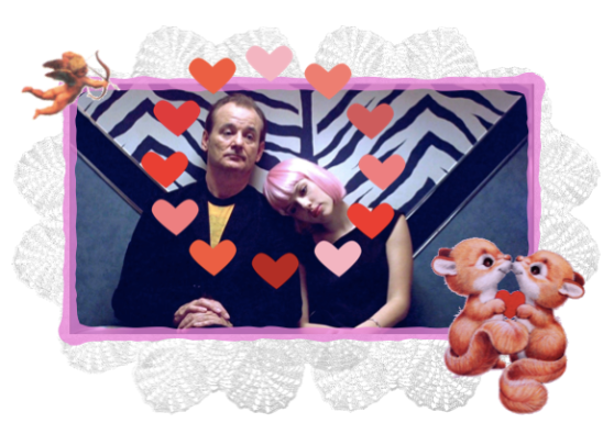 A Valentine's Day, Lost in Translation