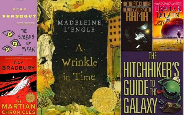 Six Books Every Space Traveller Should Read