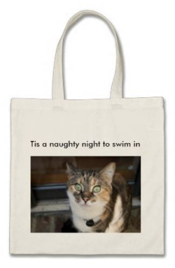King Lear tote quotes = a polarizing choice for the better.