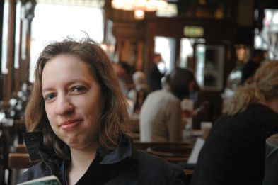 Rebecca Vogels is a German writer and academic living in Vienna.